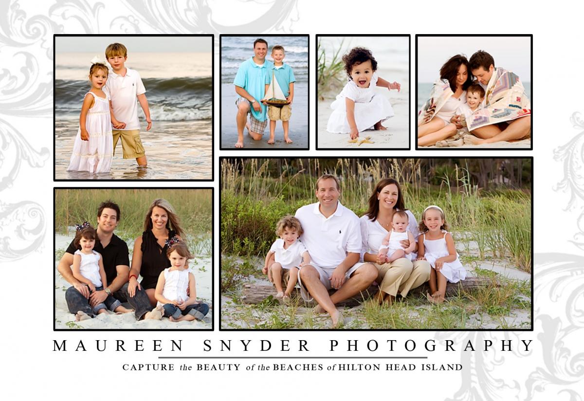 Hilton Head Photographer Family Beach Portraits Photography