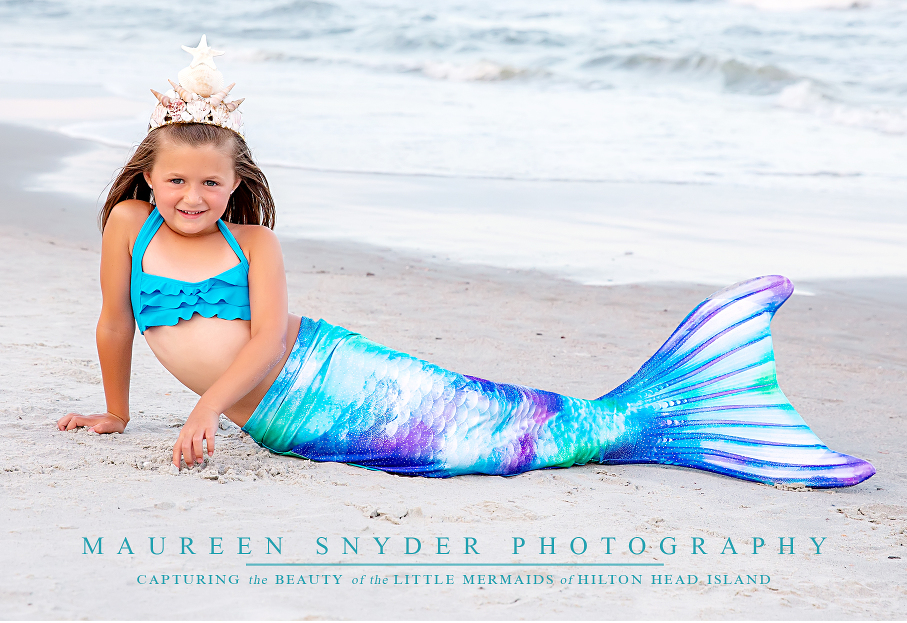 Hilton Head Mermaid Photos