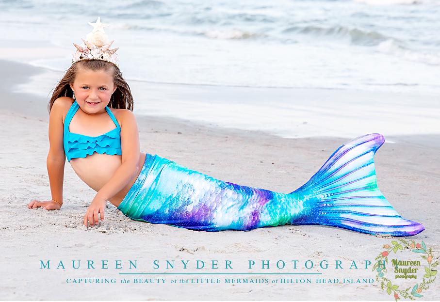 Hilton Head Mermaid Photos